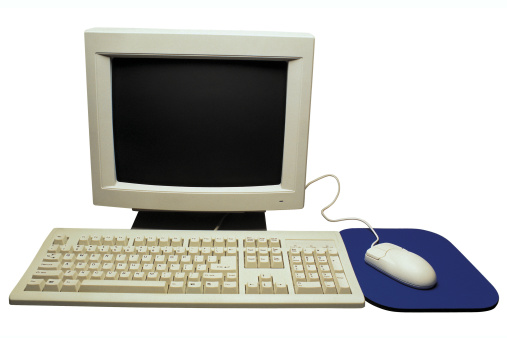 1990-1999「Desktop computer」:スマホ壁紙(1)