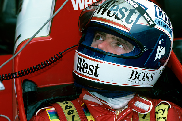 Motorsport「Jonathan Palmer, Grand Prix Of San Marino」:写真・画像(8)[壁紙.com]