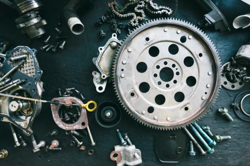Workshop「Car components」:スマホ壁紙(1)