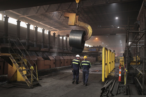 Industry「Trump Administration Steel Tariffs Aims To Protect And Aid U.S. Steel Industry」:写真・画像(9)[壁紙.com]