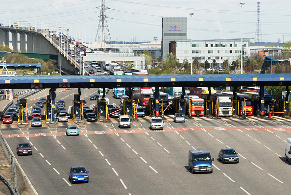 Bridge - Built Structure「Toll on M25 at Dartford Crossing, UK」:写真・画像(10)[壁紙.com]