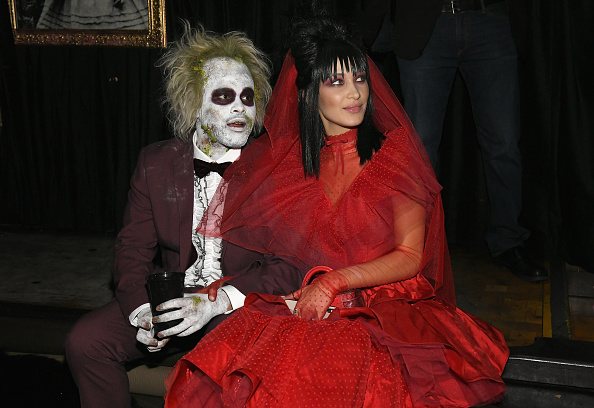 Celebrities「Heidi Klum's 19th Annual Halloween Party Sponsored By SVEDKA Vodka And Party City At Lavo NYC」:写真・画像(1)[壁紙.com]