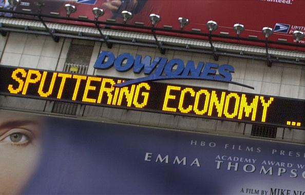 Dow Jones Industrial Average「Fed Cuts lead to Drop in Stocks」:写真・画像(9)[壁紙.com]