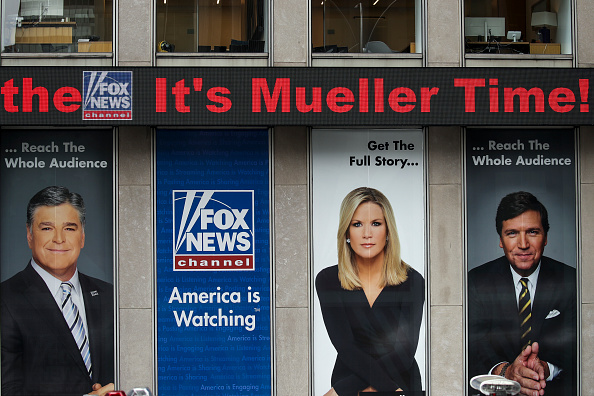 Fox Photos「Special Counsel Robert Mueller Makes A Statement On Russia Investigation」:写真・画像(2)[壁紙.com]