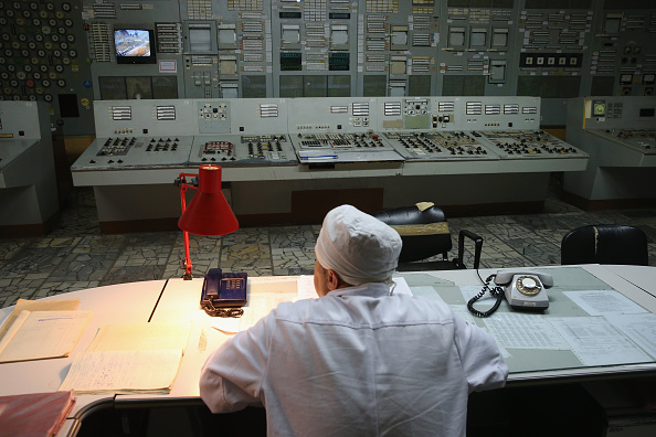Nuclear Reactor「Chernobyl, Nearly 30 Years Since Catastrophe」:写真・画像(16)[壁紙.com]