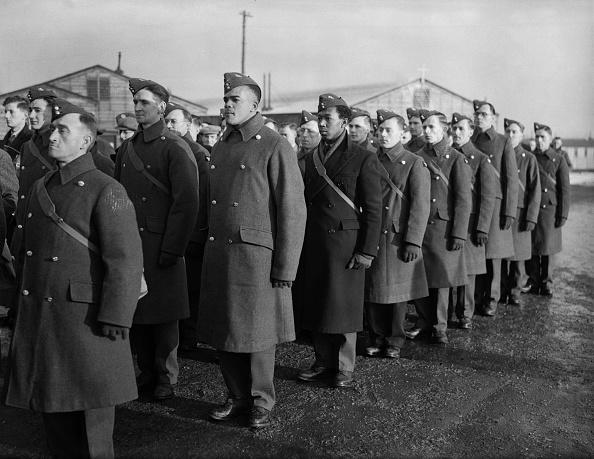 Black History in the UK「RAF Recruits」:写真・画像(14)[壁紙.com]
