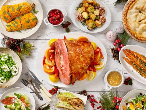 Potluck「Holiday Ham Dinner」:スマホ壁紙(17)