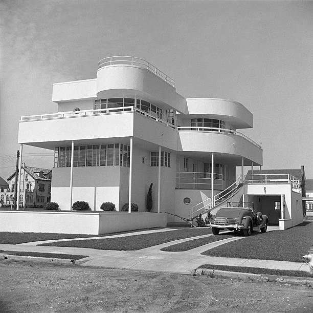 Art Deco beach house:ニュース(壁紙.com)