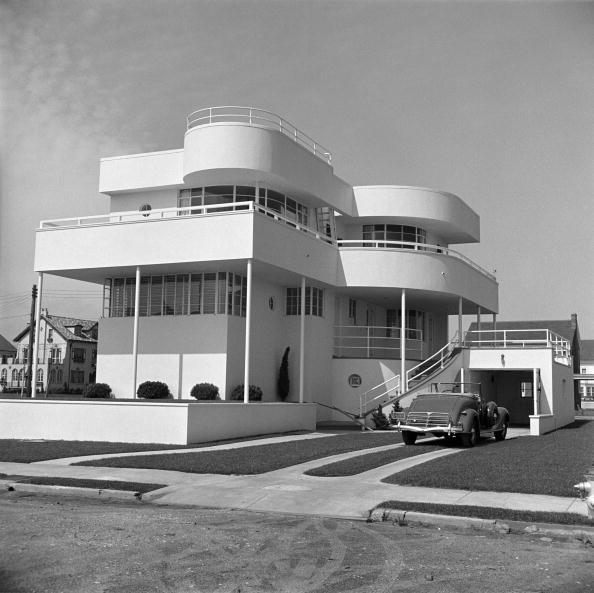Modern「Art Deco beach house」:写真・画像(12)[壁紙.com]