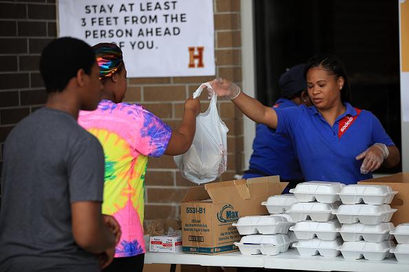 Food「Schools Across The U..S. Close To Help Stop Spread Of Coronavirus」:写真・画像(8)[壁紙.com]