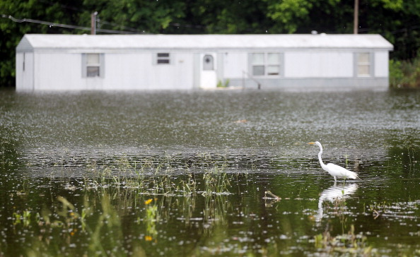 Mississippi River「Rising Rivers And Tributaries Continue To Flood Southern Communities」:写真・画像(17)[壁紙.com]