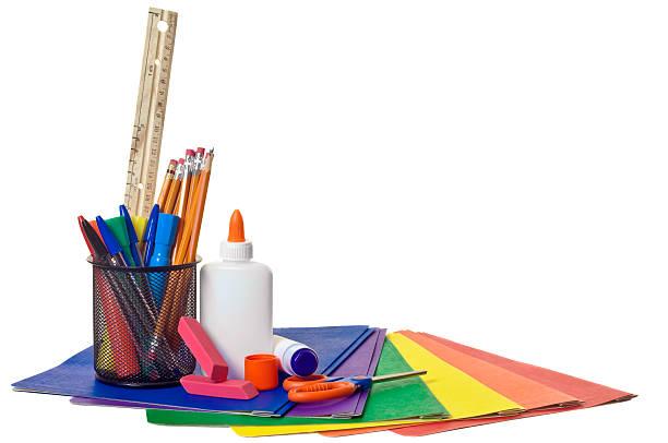 School Supplies:スマホ壁紙(壁紙.com)