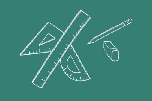 Cartoon「School supplies」:スマホ壁紙(5)