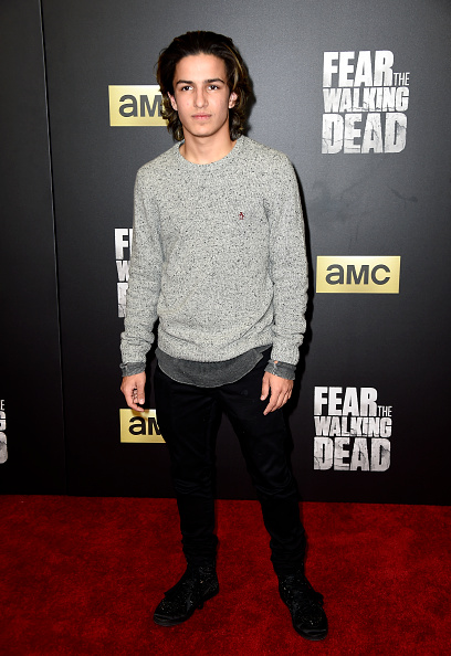 ウォーキング・デッド シーズン2「Premiere Of AMC's 'Fear The Walking Dead' Season 2 - Arrivals」:写真・画像(16)[壁紙.com]