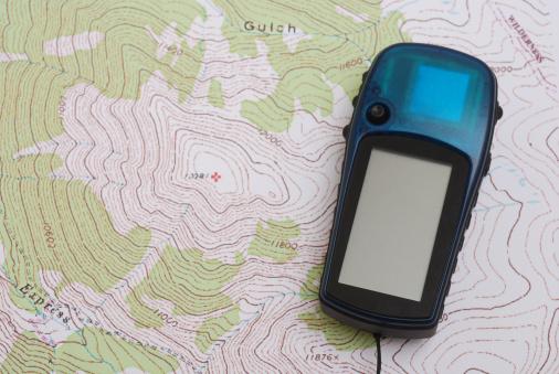 Lost「GPS on Topo Map」:スマホ壁紙(2)