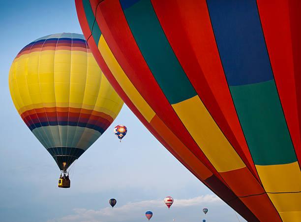 Canada, Hot air balloon festival:スマホ壁紙(壁紙.com)