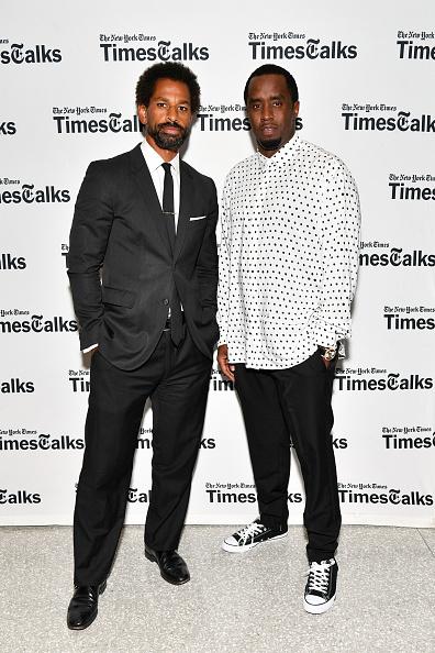 カメラ目線「TimesTalks Presents: An Evening With Sean 'Diddy' Combs」:写真・画像(15)[壁紙.com]