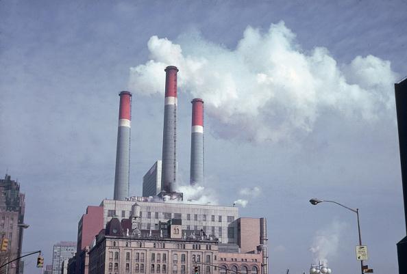 Chimney「Urban Smokestacks」:写真・画像(7)[壁紙.com]