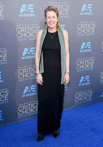 Half Up Do「20th Annual Critics' Choice Movie Awards - Arrivals」:写真・画像(11)[壁紙.com]