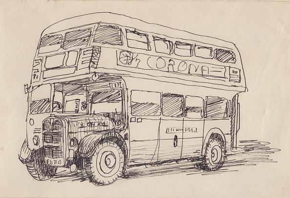 Double-Decker Bus「Routemaster Bus」:写真・画像(3)[壁紙.com]
