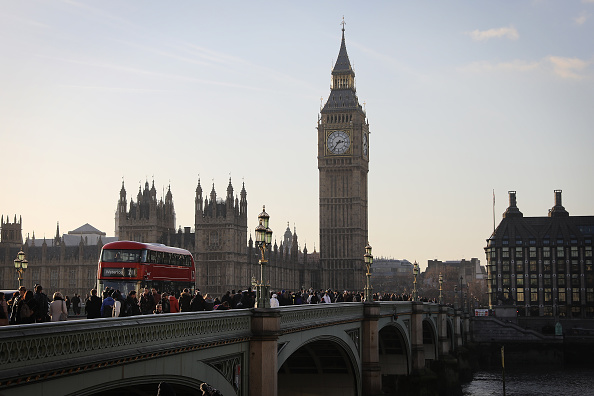 Houses Of Parliament - London「Sadiq Khan To Phase Out Boris Johnson's Routemaster Buses」:写真・画像(9)[壁紙.com]