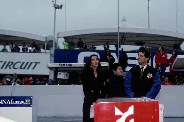 Japanese Formula One Grand Prix「Viviane Senna, Grand Prix Of Japan」:写真・画像(2)[壁紙.com]