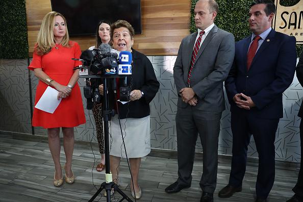 Florida - US State「Venezuelan Opposition Advocates For Extending TPS For Venezuelans In U.S.」:写真・画像(14)[壁紙.com]