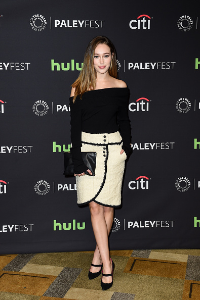 """Paley Center for Media - Los Angeles「The Paley Center For Media's 33rd Annual PaleyFest Los Angeles - """"Fear The Walking Dead"""" - Arrivals」:写真・画像(2)[壁紙.com]"""