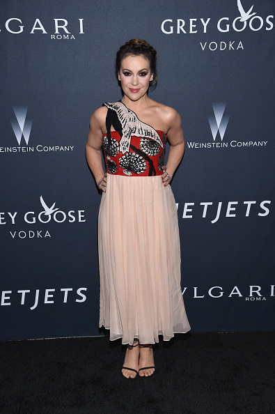 Open Toe「The Weinstein Company's Pre-Oscar Dinner in partnership with Bvlgari and Grey Goose」:写真・画像(19)[壁紙.com]