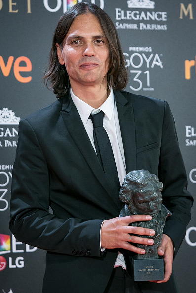 Best Screenplay Award「Goya Cinema Awards 2017 - Press Room」:写真・画像(19)[壁紙.com]