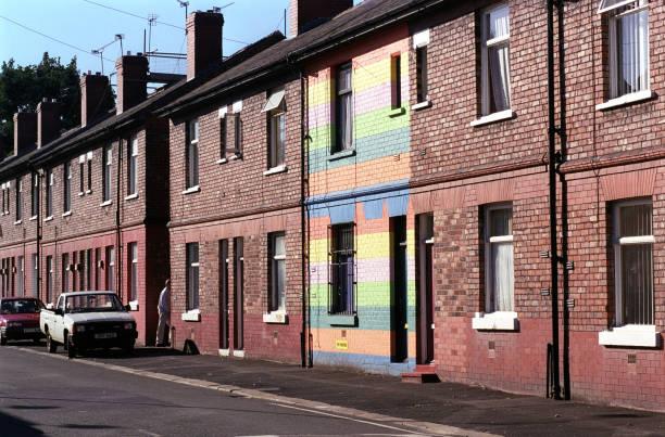 Barrack Street, Hulme, Manchester:ニュース(壁紙.com)