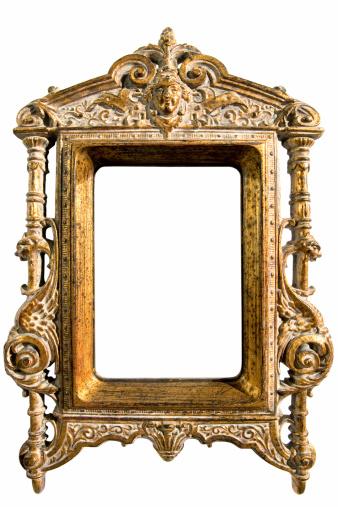 Frame - Border「Ornate Frame」:スマホ壁紙(6)