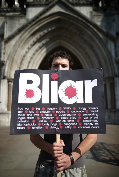 Corporate Business「Former Prime Minister Tony Blair Gives Evidence To The Leveson Inquiry」:写真・画像(1)[壁紙.com]