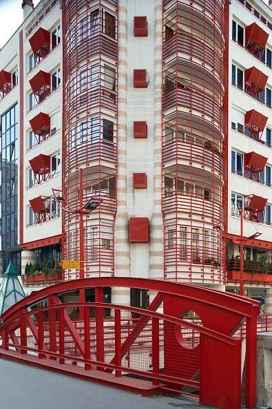 Finance and Economy「Modern Apartment Building, Belgrade, Serbia」:写真・画像(13)[壁紙.com]