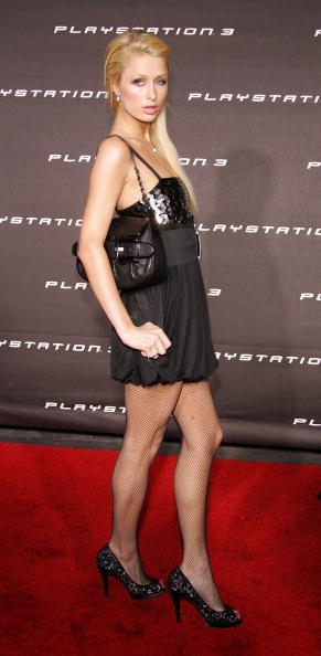 Pantyhose「Launch Party For Playstation 3 - Arrivals」:写真・画像(17)[壁紙.com]