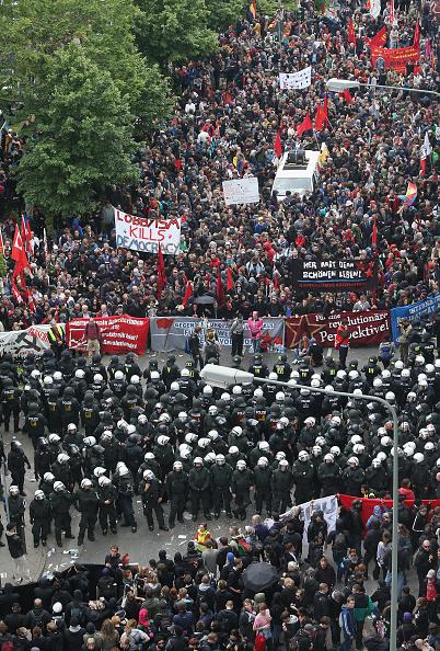 Blockupy「Blockupy Protests In Frankfurt」:写真・画像(17)[壁紙.com]