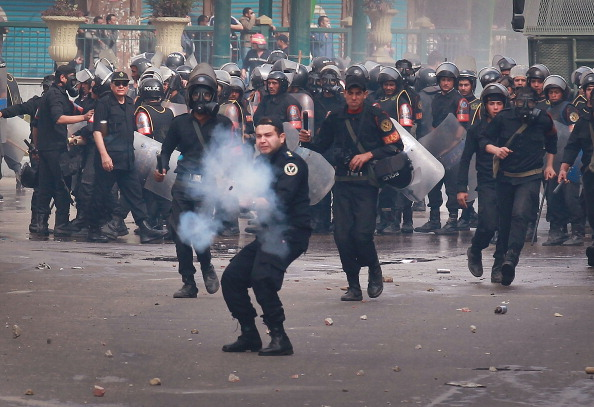 Egypt「Anti Government Protesters Take To The Streets In Cairo」:写真・画像(3)[壁紙.com]