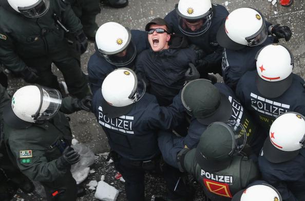 Blockupy「Blockupy Protests In Frankfurt」:写真・画像(19)[壁紙.com]