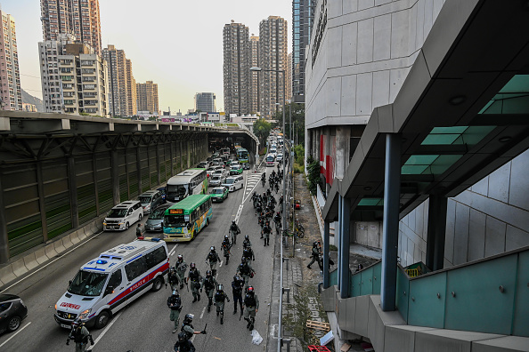 Billy H.C「Anti-Government Protests Continue in Hong Kong」:写真・画像(18)[壁紙.com]