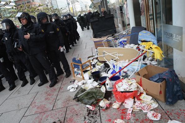 Blockupy「Blockupy Protests In Frankfurt」:写真・画像(3)[壁紙.com]