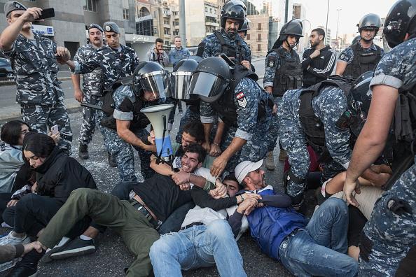 Lebanon - Country「Pro And Anti Government Protests Continue  In Lebanon」:写真・画像(10)[壁紙.com]