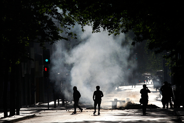 Marcelo Hernandez「Cabinet Reshuffle Fails to Stop Unrest in Chile」:写真・画像(15)[壁紙.com]