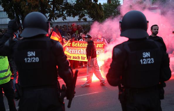 Extremism「Murder Fuels Anti-Foreigner Tensions In Chemnitz」:写真・画像(10)[壁紙.com]