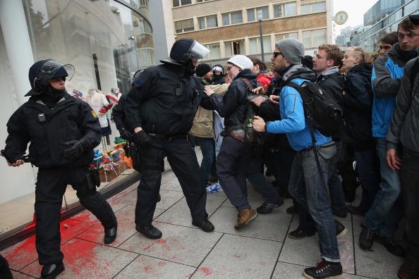 Blockupy「Blockupy Protests In Frankfurt」:写真・画像(9)[壁紙.com]