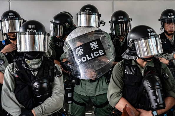 Security「Anti-Government Protest Movement in Hong Kong」:写真・画像(17)[壁紙.com]