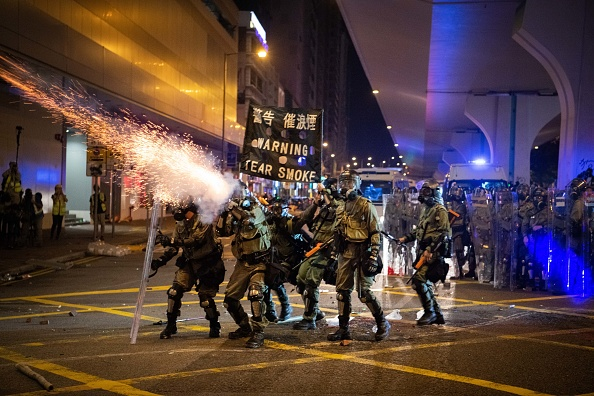 Bestpix「Violence Continues During Anti-Extradition Protests In Hong Kong」:写真・画像(11)[壁紙.com]