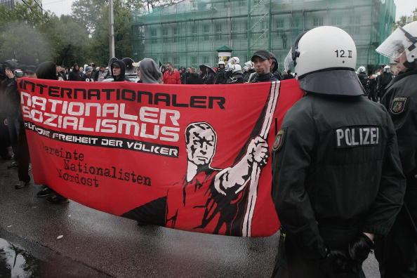 Extremism「Neo-Nazi Demonstration」:写真・画像(9)[壁紙.com]