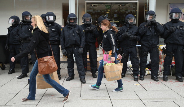 Blockupy「Blockupy Protests In Frankfurt」:写真・画像(4)[壁紙.com]