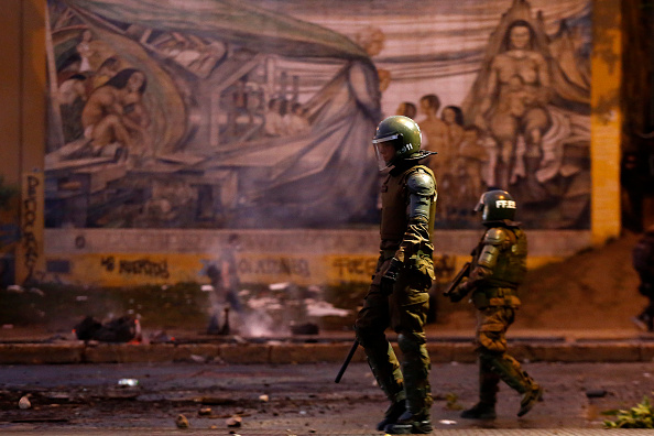 Marcelo Hernandez「Cabinet Reshuffle Fails to Stop Unrest in Chile」:写真・画像(17)[壁紙.com]