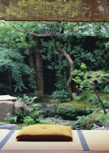 Zabuton「Porch in Japanese style」:スマホ壁紙(5)